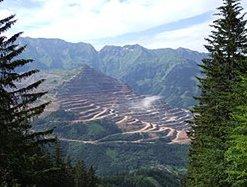 recycling metal mine